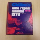 Chilton's Auto Repair Manual 1975