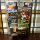 1999 Pittsburgh Steelers QB Kordell Stewart Card and GMC YUKON