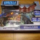 Godzilla & Rodan Kings Collide Battle Pack - Godzilla King of Monsters