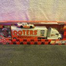 #11 Hooters Racecar and Hauler Semi Truck
