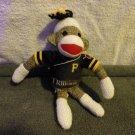 Pittsburgh Pirates Sock Monkey