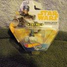 Hotwheels Battle Rollers Star Wars Imperial Officer