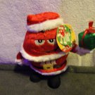 Red M&M's Side Stepper Dancing Plush