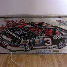 Vintage Dale Earnhardt Lumina License Plate