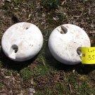Cast Iron Wheel Weights 8 Inch