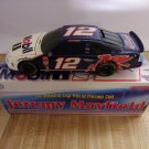 Jeremy Mayfield 12 Mobil1 First Cup win Pocono 500 BWB