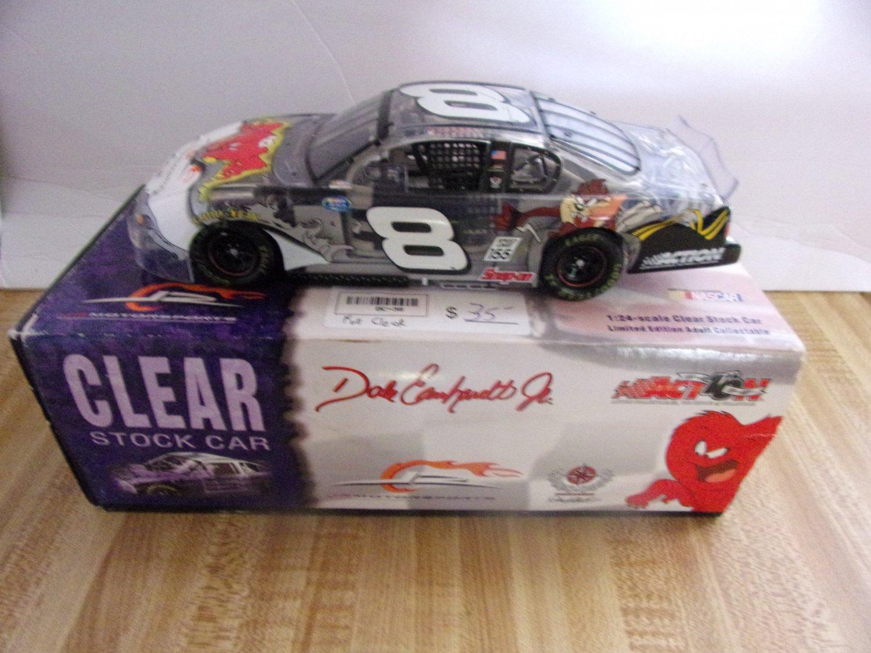 Dale Earnhardt Jr Gossamer Looney Tunes Clear Car