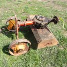 Gravely Walk Behind Rototiller Attachment