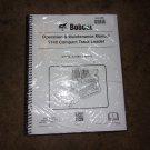 Bobcat T740 Operation & Maintenance Manual