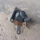 Kubota G6200 Fuel Shut-Off / Throttle Control Mechanism