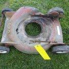 Antique Toro 19 Inch Push Mower Deck