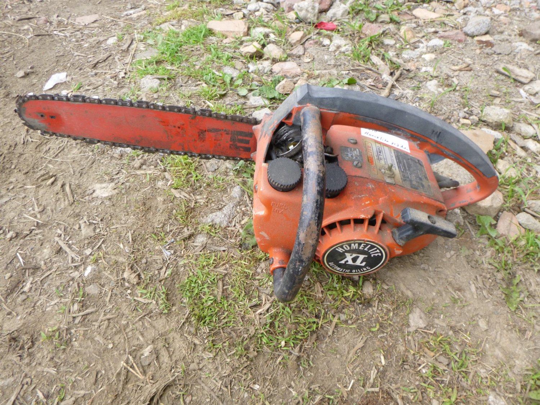 Homelite XL-2 Auto Chainsaw