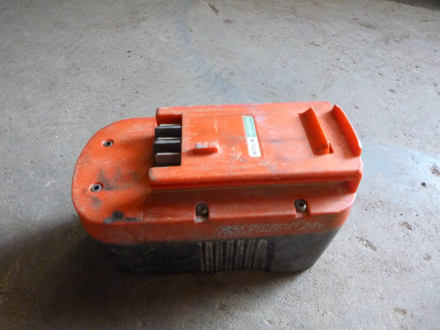 Black & Decker FS24BX Battery 24 Volt