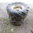 (2) 23x10.50-12 Ag Tires