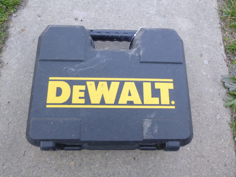 DeWalt DW953K-2 Case