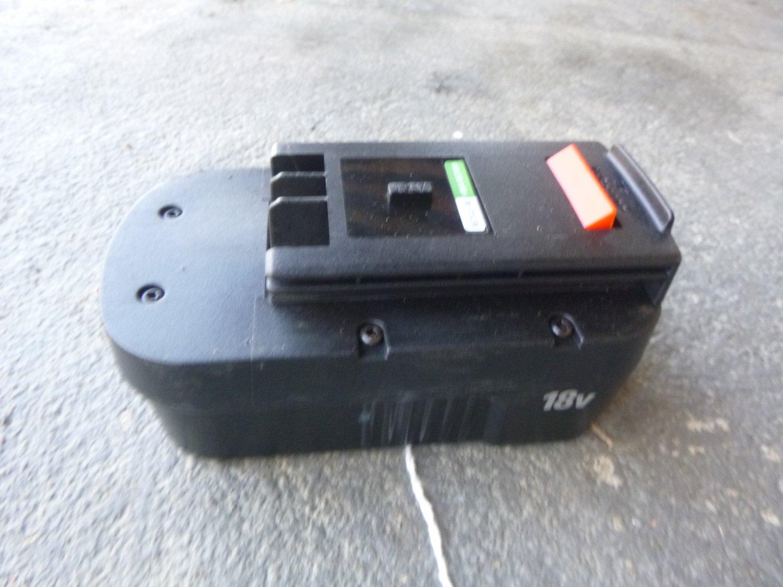 Black & Decker Battery 18v HPB18