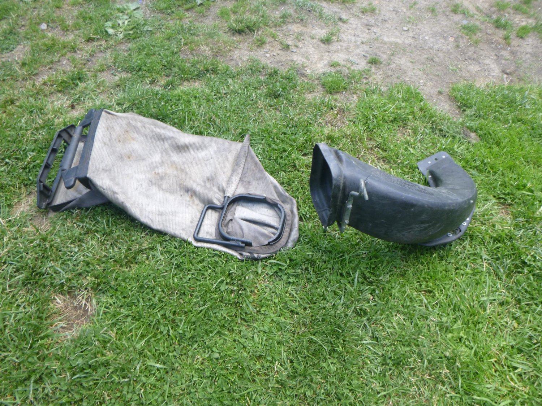 Lawn Boy Push Mower Bagger Attachment