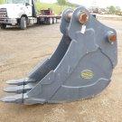 Strickland 24 Inch HD Excavator Bucket