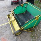 John Deere 38T Lawn Sweep