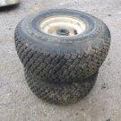 Kubota T1570 Front Tires 15x6-6