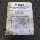 Bobcat 430 Operator & Maintenance Manual