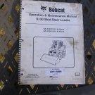 Bobcat S130 Operator & Maintenance Manual