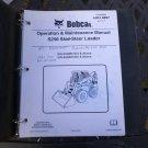 Bobcat S250 Operator & Maintenance Manual