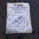 Bobcat T300 Operator & Maintenance Manual
