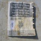 Kubota Engine Operator & Maintenance Manual