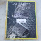 John Deere 1600 Turbo Wide-Arm Mower Operators Manual