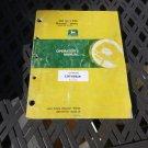 John Deere 435, 535 Hay Baler Operators Manual