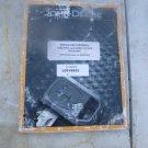 John Deere 135C RTS, 225C LC RTS Operators Manual