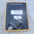 John Deere 544H, TC54H Operators Manual