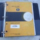 John Deere 344G, 444G Parts Catalog Manual
