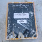 John Deere 135C RTS Technical Manual TM2094