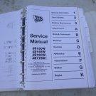 JCB JS130W, JS145W, JS160W, JS170W Service Manual