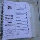 JCB AMS (JS MACHINES) Service Manual Supplement