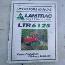 Lamtrac LTR6125 Operators Manual