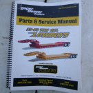 Eager Beaver 35-60 Ton GSL Lowboy Trailer Parts & Service Manual