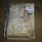 Caterpillar 312C, 312C L Excavator Parts Manual