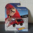 Hot Wheels Character Car - MR.INCREDIBLE