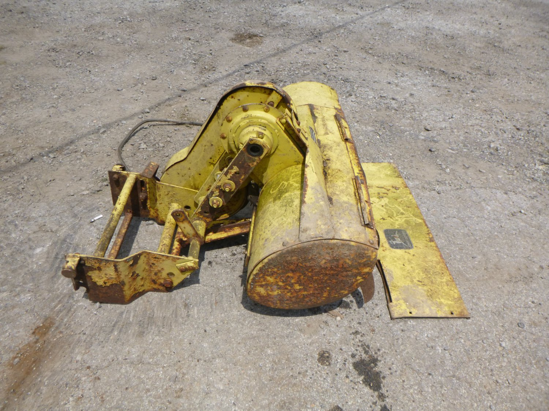 John Deere Rototiller Attachment F031J