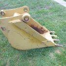 """18"""" Caterpillar Excavator / Backhoe Bucket"""