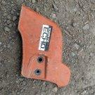 Echo 500evl Chainsaw Side Cover Bar Side