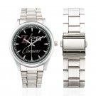 New Camaro Z28 Emblem Symbol Watch Unisex Watches Women Men's Stainless Steel Watches