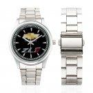 New Chevrolet Chevy ZL1 Watch Unisex Watches Women Men's Stainless Steel Watches