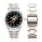 Suzuki Hayabusa Red Logo Watch Unisex Watches Women Men's Stainless Steel Watches