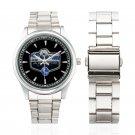 New Jeep Arctic Logo Watch Unisex Watches Women Men's Stainless Steel Watches