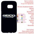 Geico Racing Phone Cases