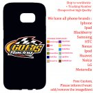 2 Go fas Racing Phone Cases